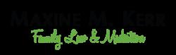 MaxineMKerrLogoWebTransparent